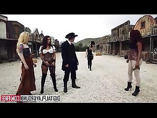 XXX Porn music video Rawhide beautiful big booty babe