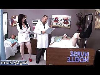 Sex Between Doctor And Hot Slut Patient noelle easton clip