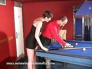 This mature is of the nastiest cock suckers around