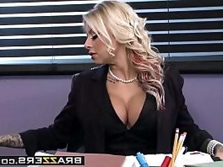 Britney Shannon, Brad Knight The Head Mistress