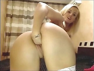home self webcam and anal fisting