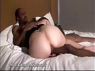 extreme cuckold session with lovely cheating red head wife pawg sara swirls and bbc bull and cuck