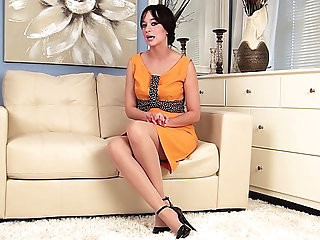 Very first porn video for hot young milf