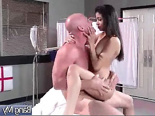 Nasty Patient veronica rodriguez Get Seduced By Doctor And Hard style Banged clip