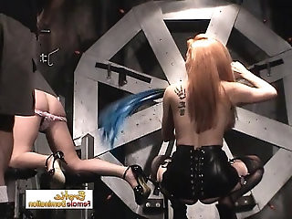 Behind The Scenes Look In A Sex Dungeon