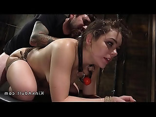 Training slut to be an anal slave