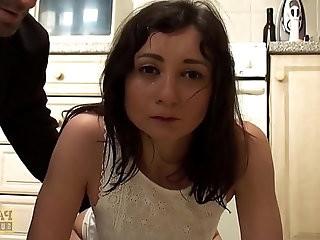 Tender subslut Valentina Bianco destroyed by hung Master