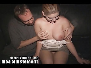 Anonymous sex with theater slut candi apple