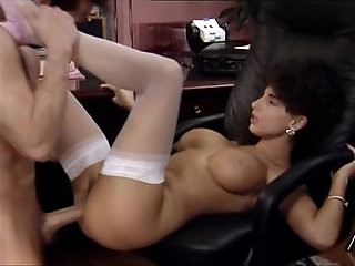 Sarah Young Great Fuck session With Peter North Her Body Covered With Cum But No Facial
