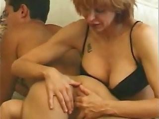 Mommy finger