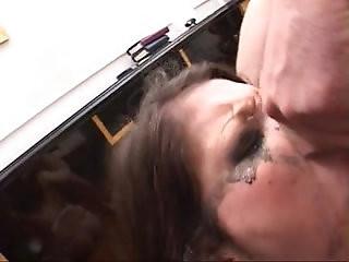 Aimara brutal face fuck