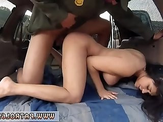 Real brother and chums sister blowjob cop agent Stunning Mexican