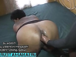 BBW FISTED