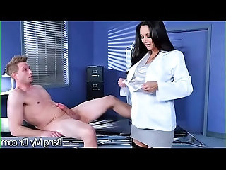 Sex Tape With Sexy Doctor And Hot Patient Ava Addams video